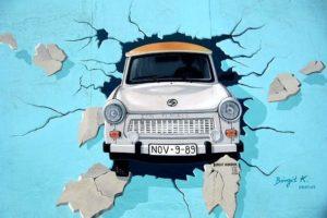 Wall graffiti