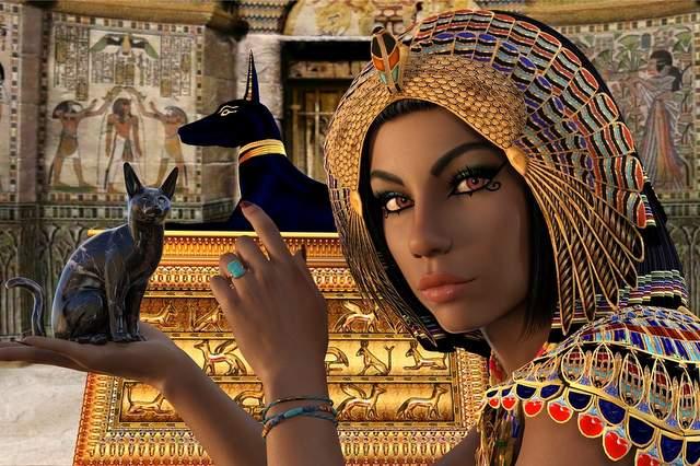 Cleopatra regina Egitto
